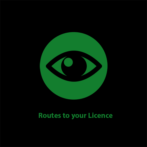 Motorcycle Training Library image for Routes to your Licence