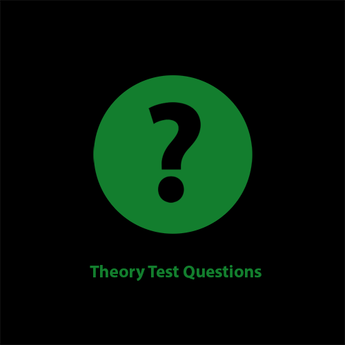 Motorcycle Training Library image for Theory Test Questions